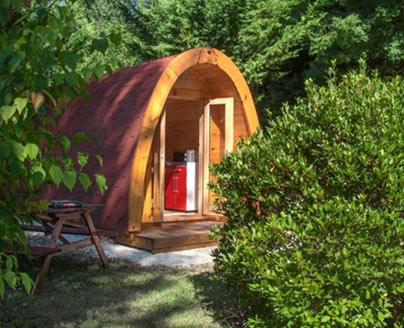 Camping 3 étoiles à Lauzerte