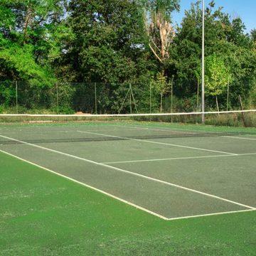 Camping avec terrains de tennis à Lauzerte
